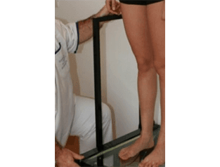 esame della postura