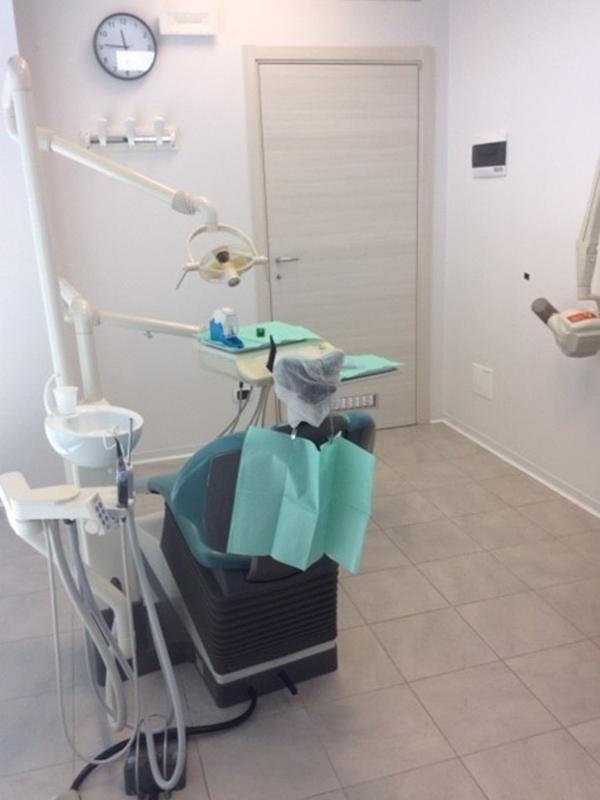 Studio poltrona dentista