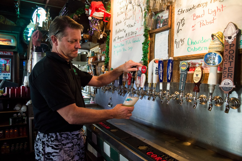 Duffy's Tavern Miami bar