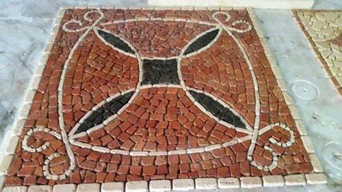 finiture in marmo e mosaici