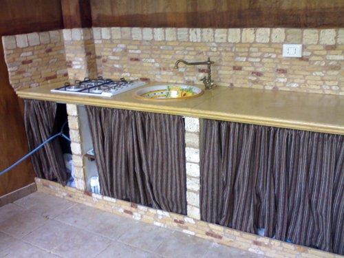 bancone di una cucina