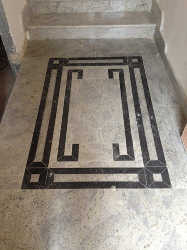disegno sul pavimento
