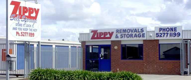 zippy storage office
