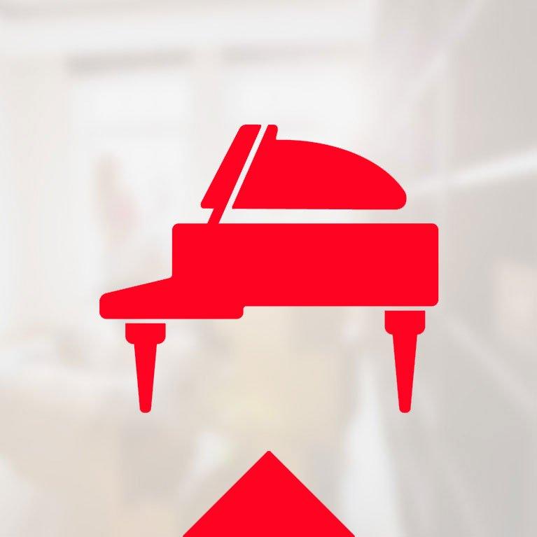 piano moving icon