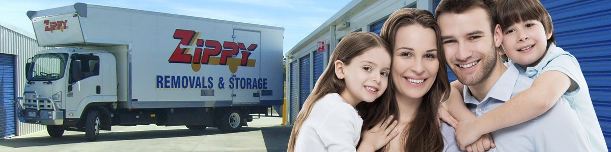 young family and zippy self storage