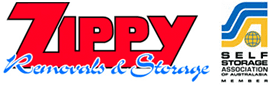 zippy storage web logo