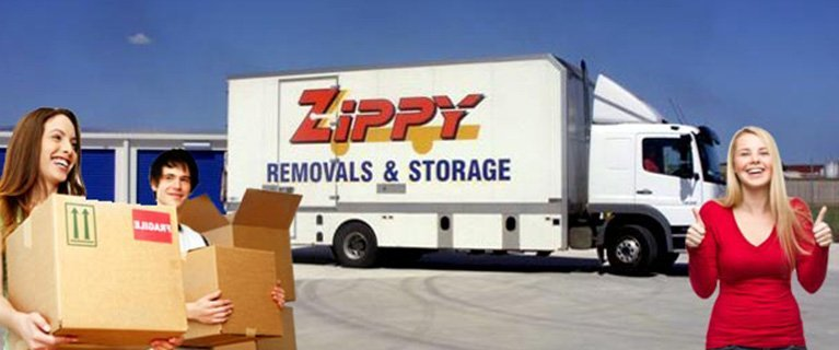 zippy storage truck