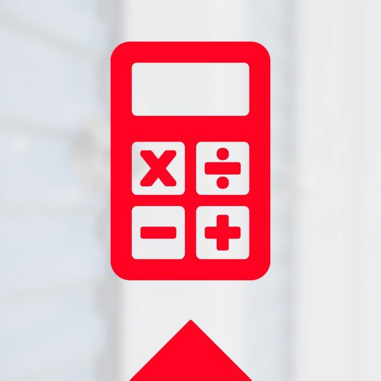 storage calculator icon
