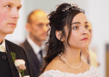 Braut Make-up, Hochzeit, Braut, Parfümerie Ferrari