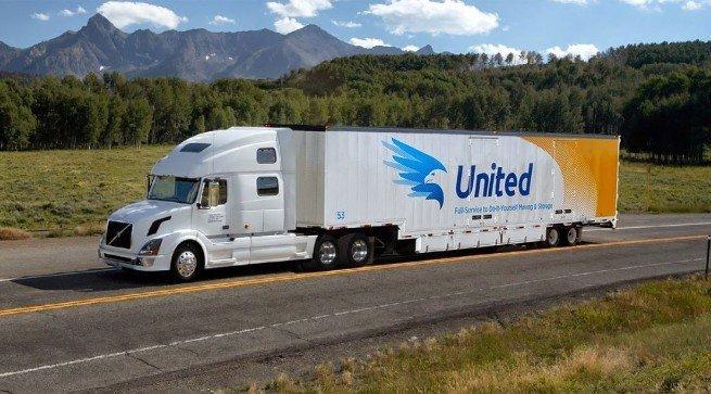 United van in St. Louis & United Moving u0026 Storage   Premier Movers   Pacific Northwest Region