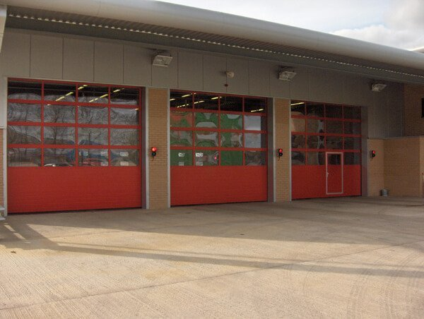 Sectional Doors In Mildenhall Amp Royston Thoroughbred
