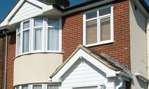 Exterior cladding | D C Richmond Windows and Doors