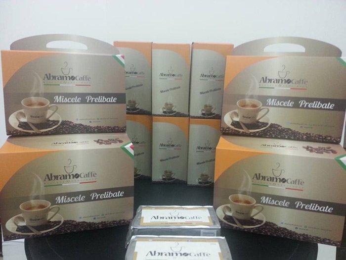 selezione di caffe napoletano in confenzioni richiudibili