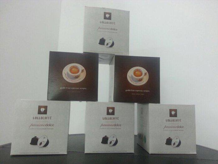 box capsule caffè