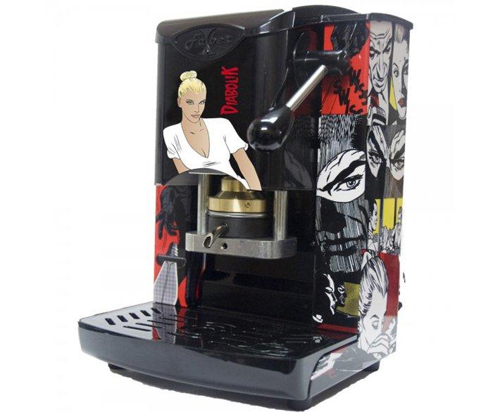 macchinetta caffe Faber
