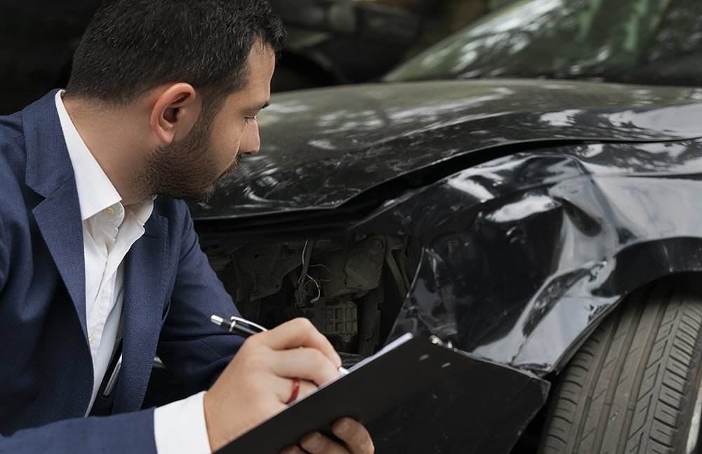 Checking a Car After Accident — Athens, GA — Wells and McElwee