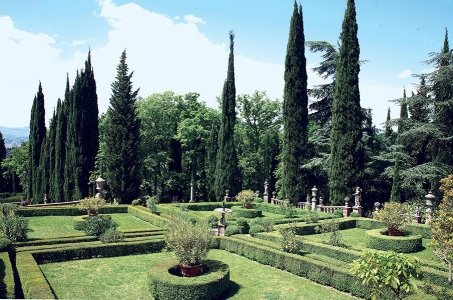 creazione manutenzione parchi
