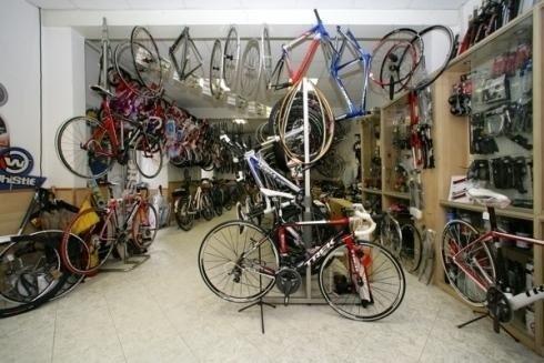 bici per la città
