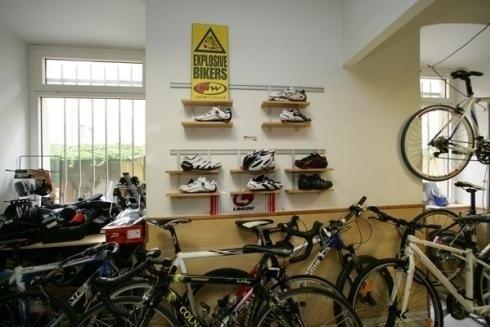 calzature per il ciclismo
