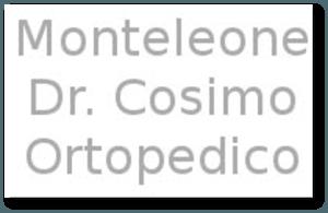 Dr. Cosimo Monteleone Ortopedico