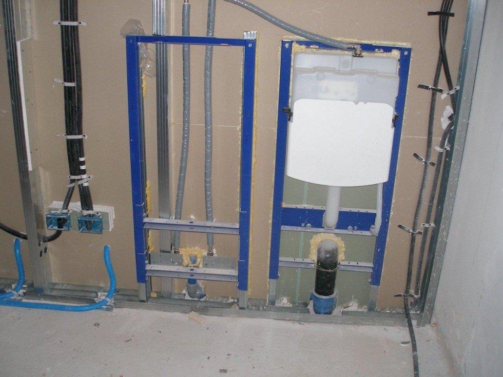 Realizzazione impianto idrico sanitario e arredo bagno treviso