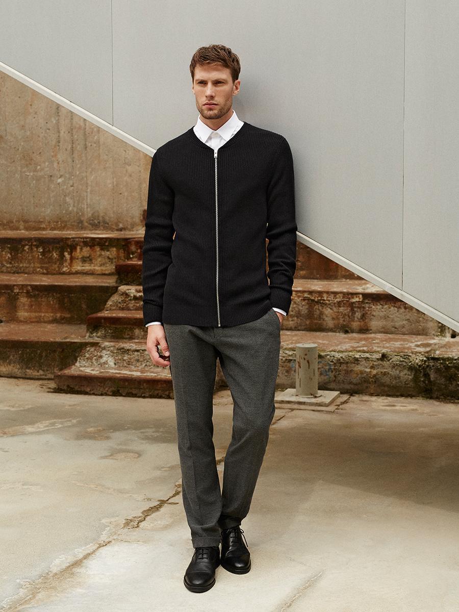 selected abbigliamento