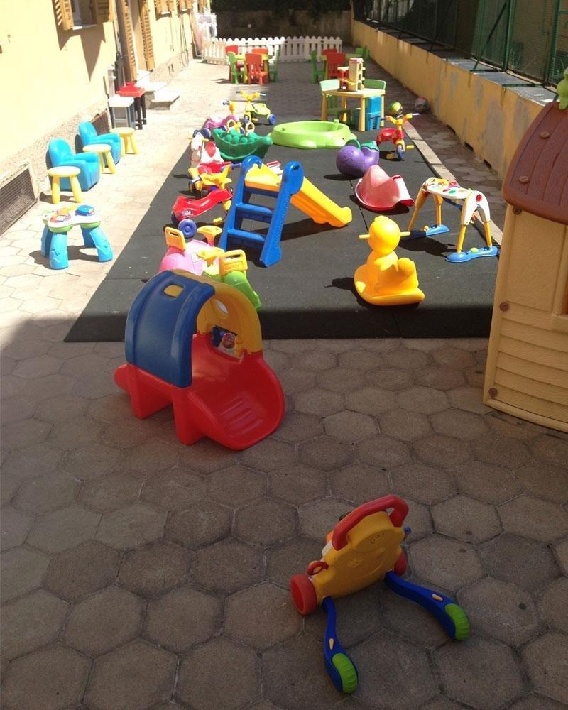 asilo nido il paradiso dei piccoli Genova