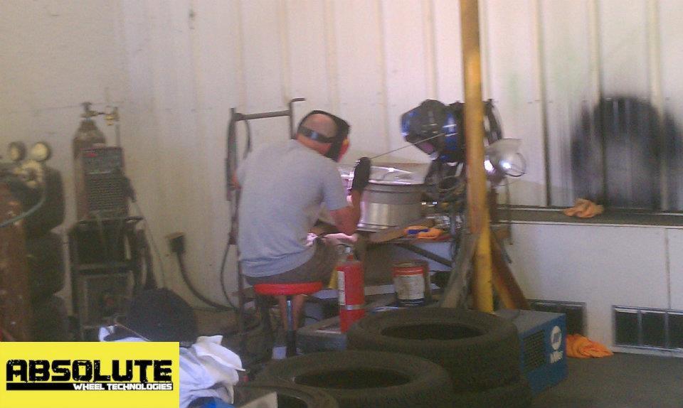 Rim Repair College Station, TX