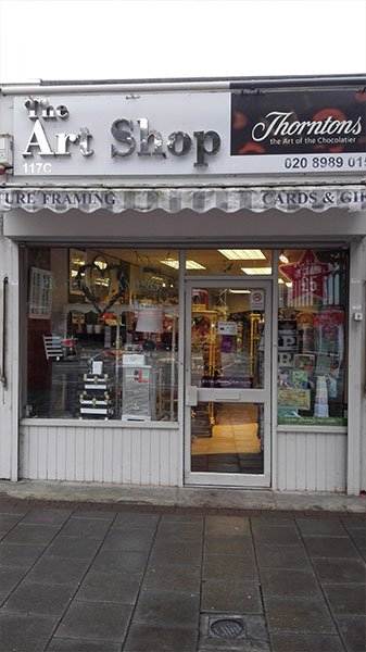 dda9a4f8073e Professional art supplier in Wanstead and South Woodford