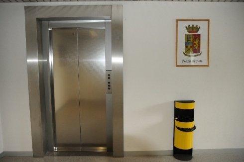 esterno ascensore