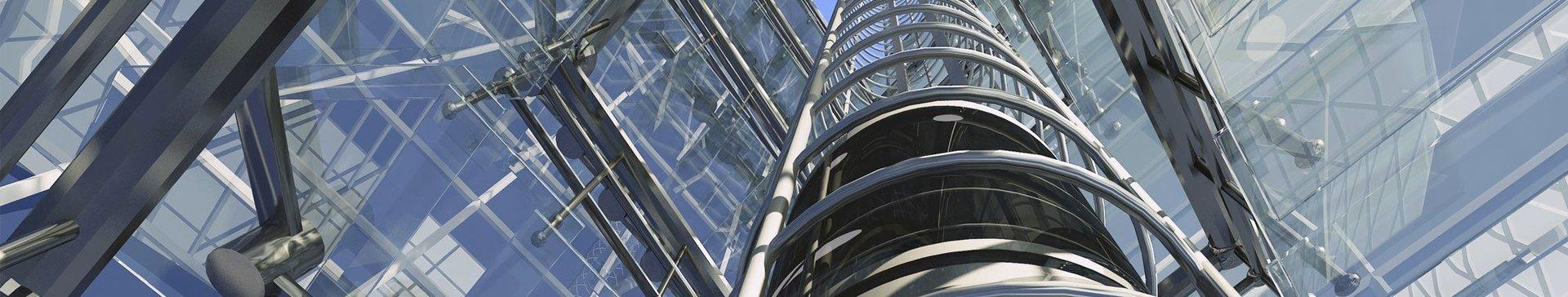 ascensori grattacieli
