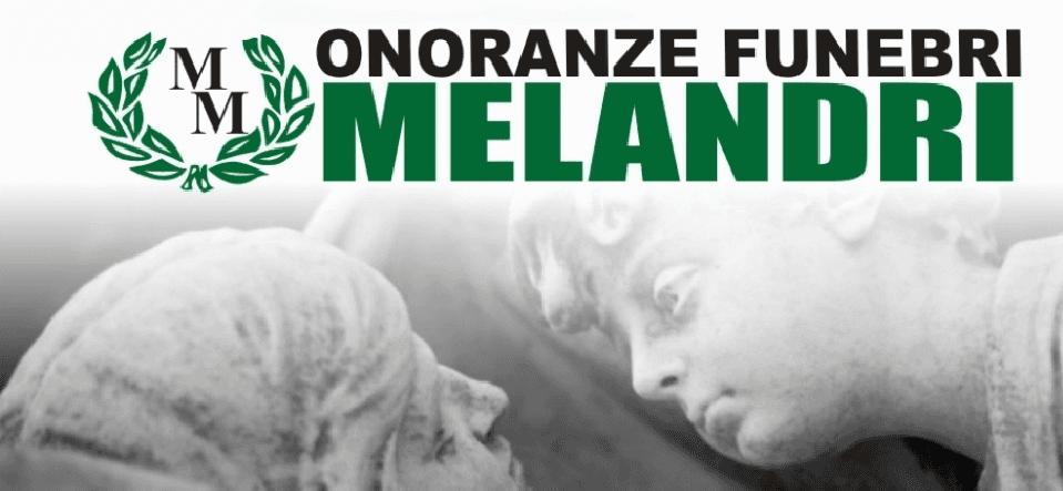 ONORANZE FUNEBRI MELANDRI logo