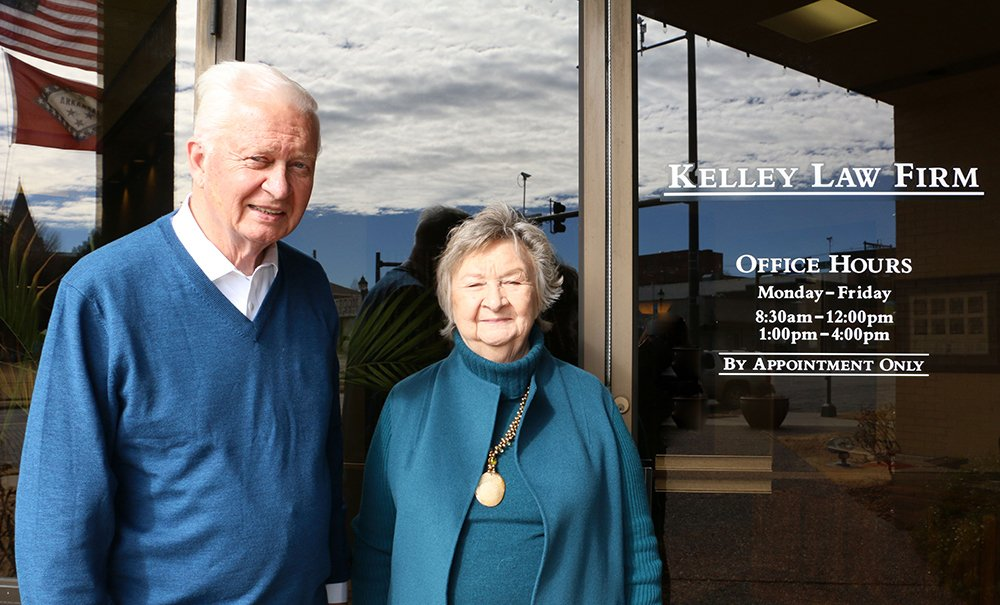 Gene and Joye Kelley are dedicated to adoption