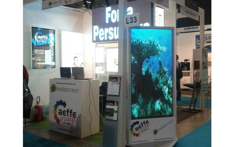 pubblicità digitale Aeffe Group