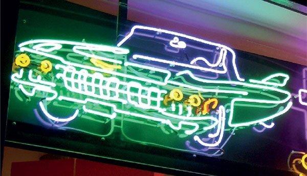 Decorazione di automezzi milano aeffe group for Insegne al neon milano