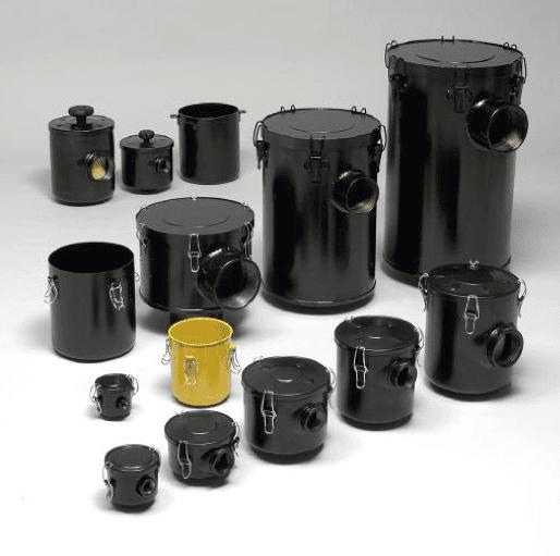 filtri sotto-vuoto, filtri a pressione, filtri costampati