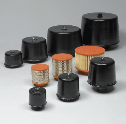 filtri aria compressori, filtri per soffianti