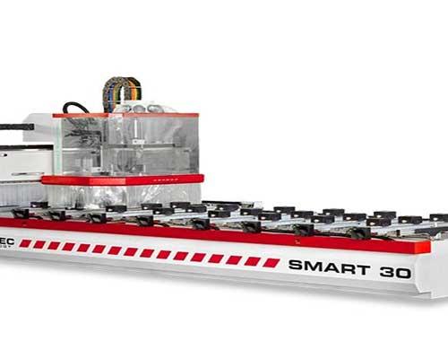 un macchinario automatico per legno, Smart 30