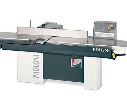 un macchinario della marca Paoloni PF415N
