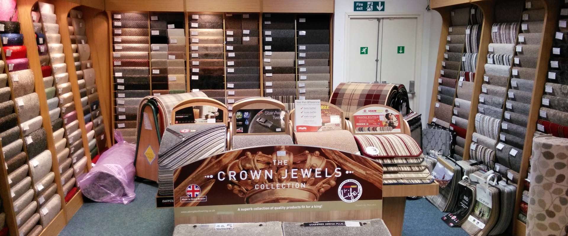 CROWN JEWELS COLLECTION