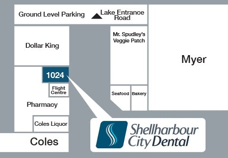 Shellharbour City Dental at Shellharbour City Centre