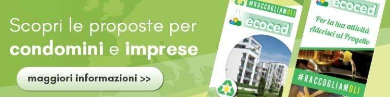 proposte per smaltimento rifiuti e oli