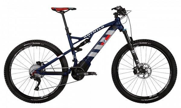 Bicicletta di mountain bike