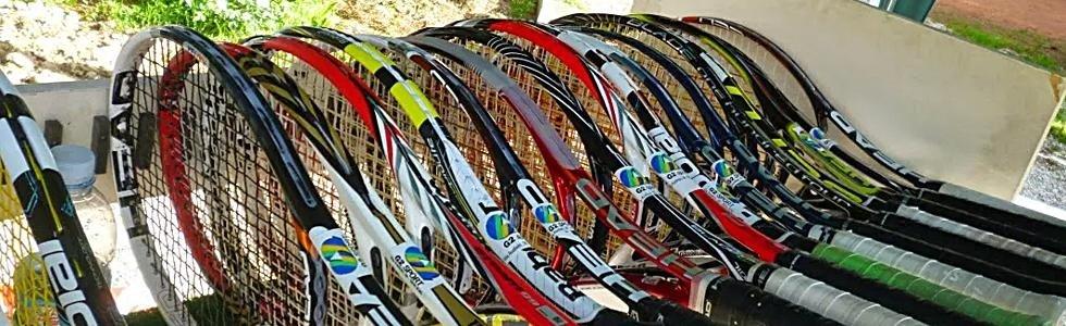 articoli per il tennis
