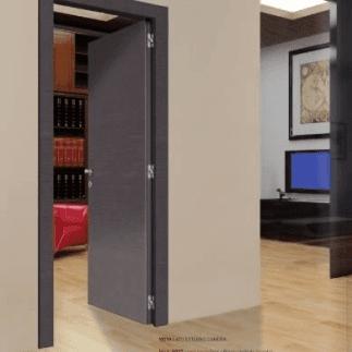 Porta interna colore grigio