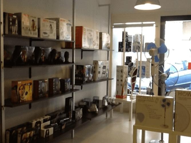punto vendita elettrodomestici