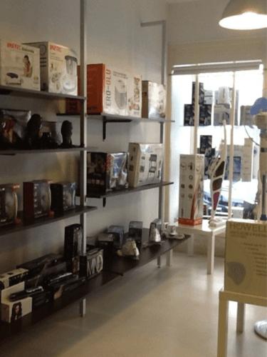 negozio via Calefati