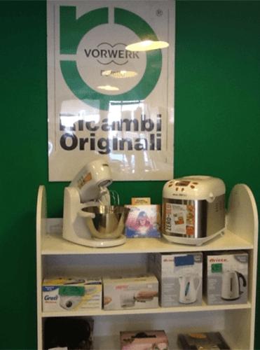 ricambi originali Vorverk