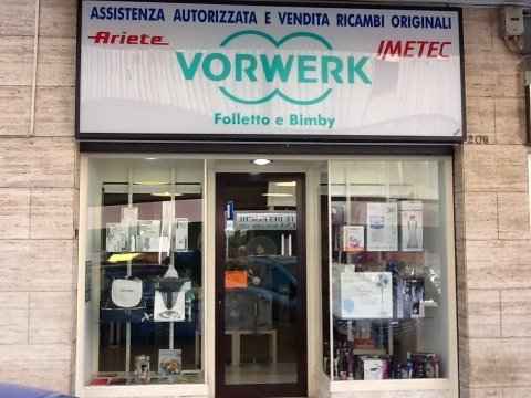 Riparazione e vendita elettrodomestici - Bari - Racaniello Emanuele