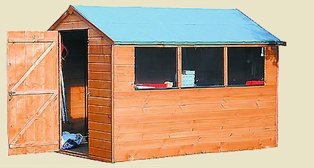garden sheds and furniture